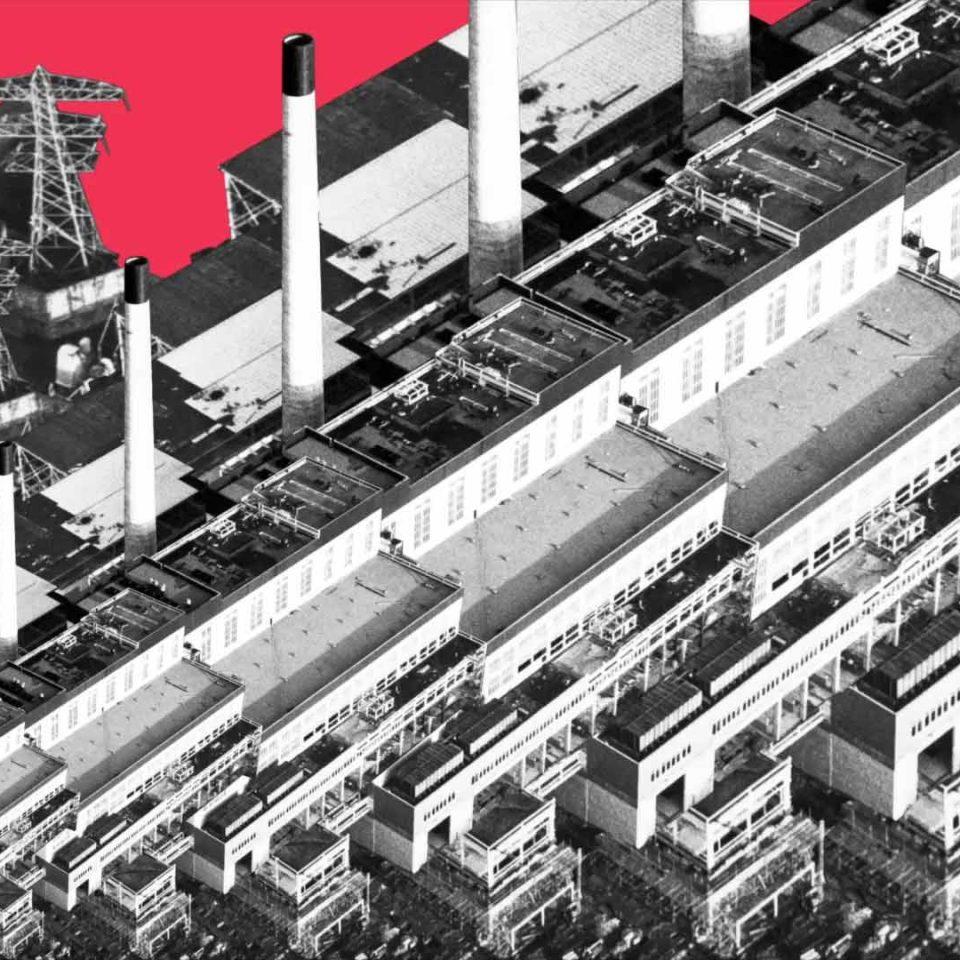 Redcar 'The Evolution of Steel'